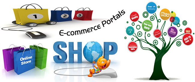 E-commerce-Portals