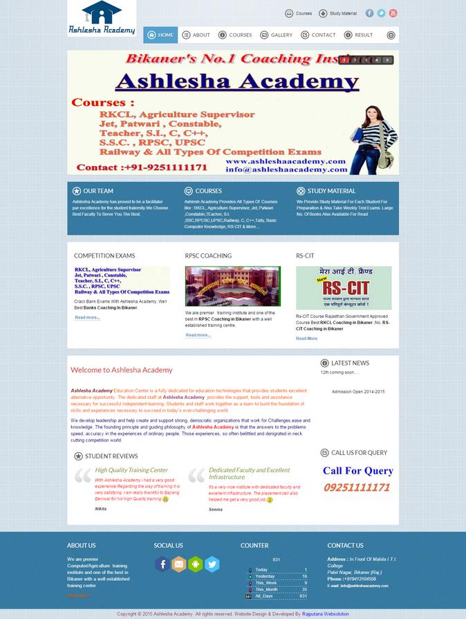 Ashlesha Academy