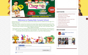 Champ Kidz Convent School Bikaner