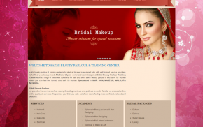Sakhi Beauty Parlour & Training Center